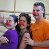 CURSO DE CLOWN EN JOC-E