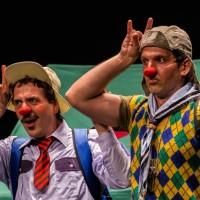 """""""Boy scout, buena gente"""" en Café de las artes teatro!!!"""
