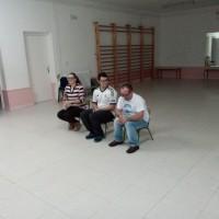 RISOTERAPIA Y DE PENALTI, EN PALACIO DE GODA!!!