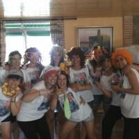 Grupazo en el taller de Risoterapia de Segovia!!!