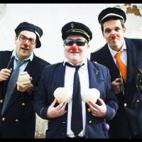 """"""" El Clownciertazo"""" 1ª Premio del XVII Festival de teatro de Calle de Palencia."""
