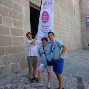 El clownciertazo en el Festival Internacional de Circo de Castilla y León!!!