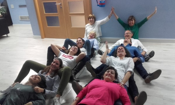 ¡¡¡Taller de Risoterapia Segovia!!!!