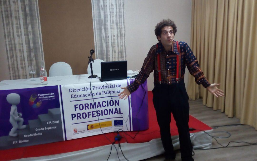 CONCLUSIONES EN LAS JORNADAS DE FORMACIÓN PROFESIONAL